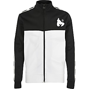 Boys Money Clothing block track top