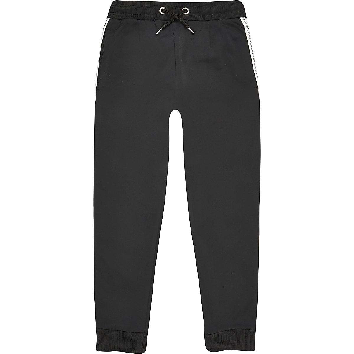 Zwarte Joggingbroek Jongens.Boys Black Money Joggers