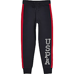 U.S. Polo Assn. – Marineblaue Jogginghose