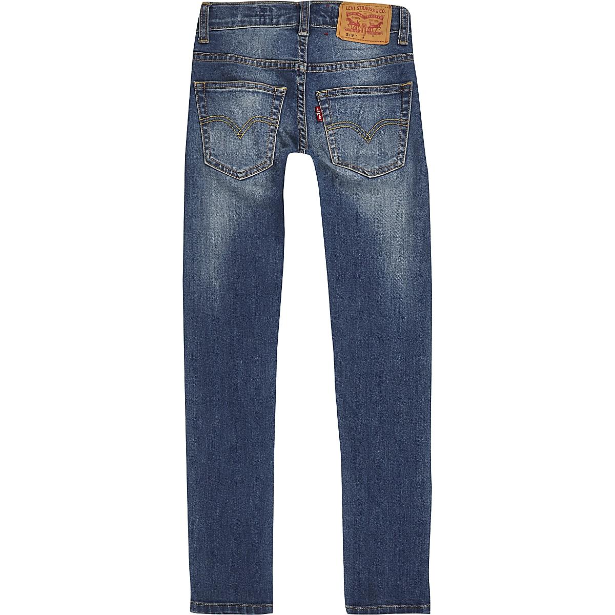 90f3346b6 Boys Levi's blue skinny fit jeans - Skinny Jeans - Jeans - boys