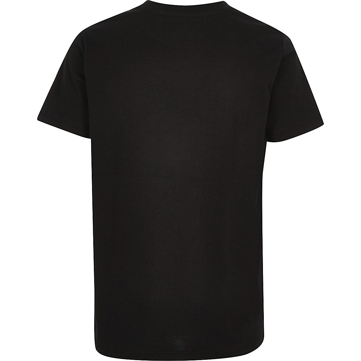 b1e23683 Boys black stud embellished Pokemon T-shirt - T-shirts - T-Shirts ...