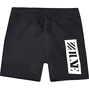 "Marineblaue Shorts ""Luxe"""