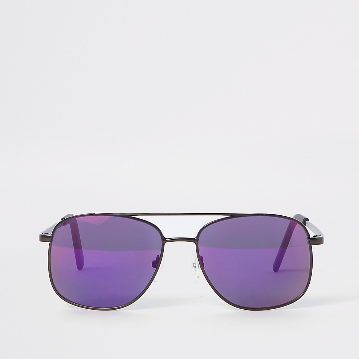 Bruine zonnebril voor jongens