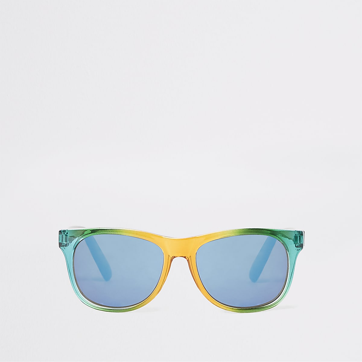 Boys rainbow retro sunglasses