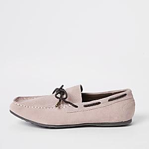 Pinke Schuhe