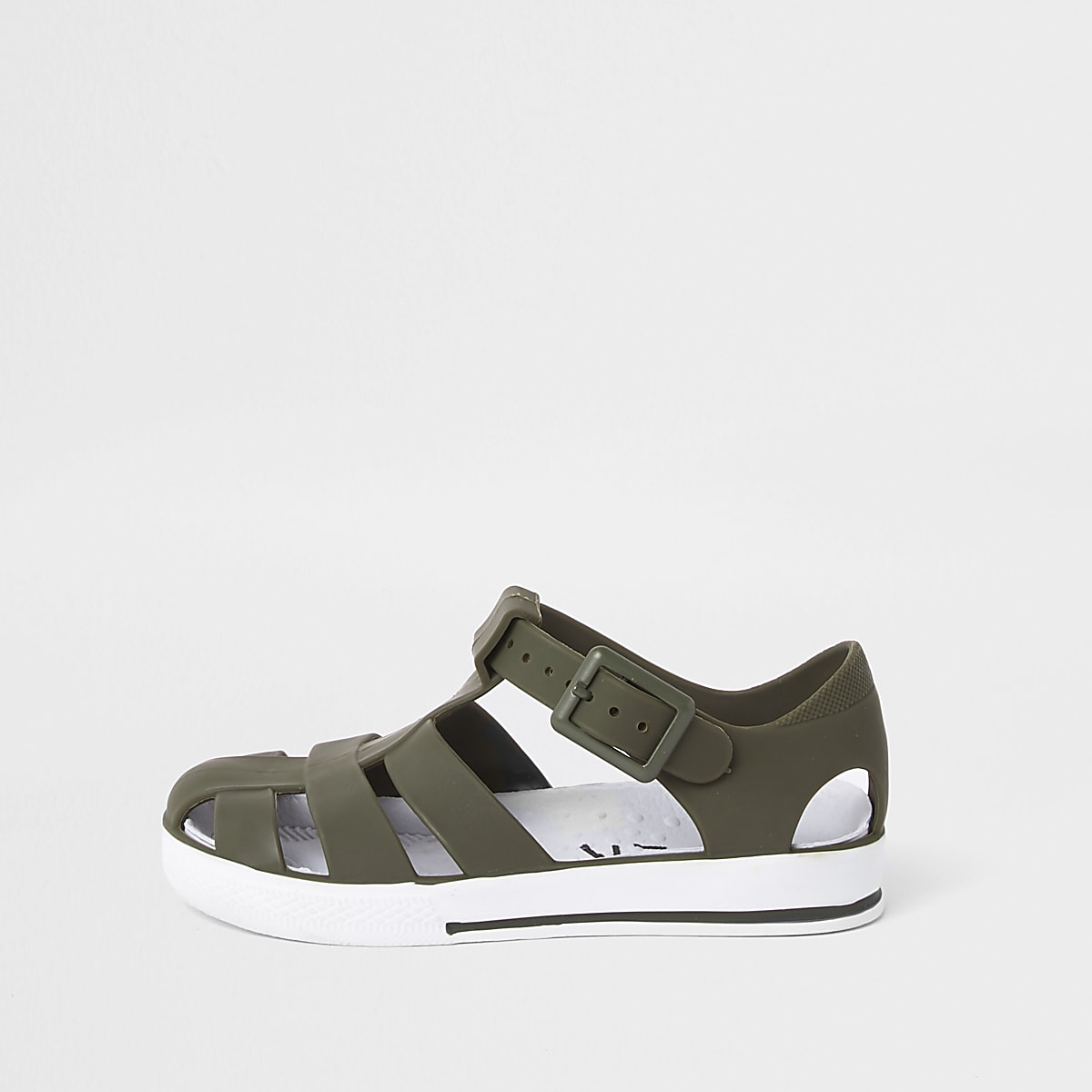 74921f26f23a0a Mini boys khaki jelly sandals - Baby Boys Sandals - Baby Boys Shoes & Boots  - Mini Boys - boys