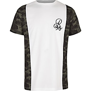 R96 – T-Shirt in Khaki