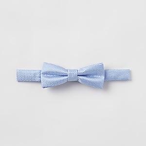 Nœud-papillon bleu clair pour garçon