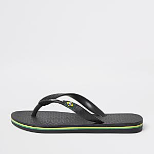 Ipanema – Schwarze Flip Flops