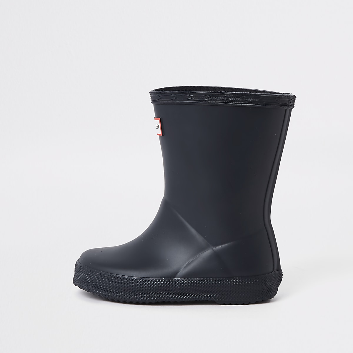 Mini kids Hunter Original First navy wellies