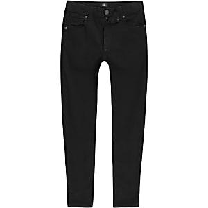 Boys black Danny super skinny jeans