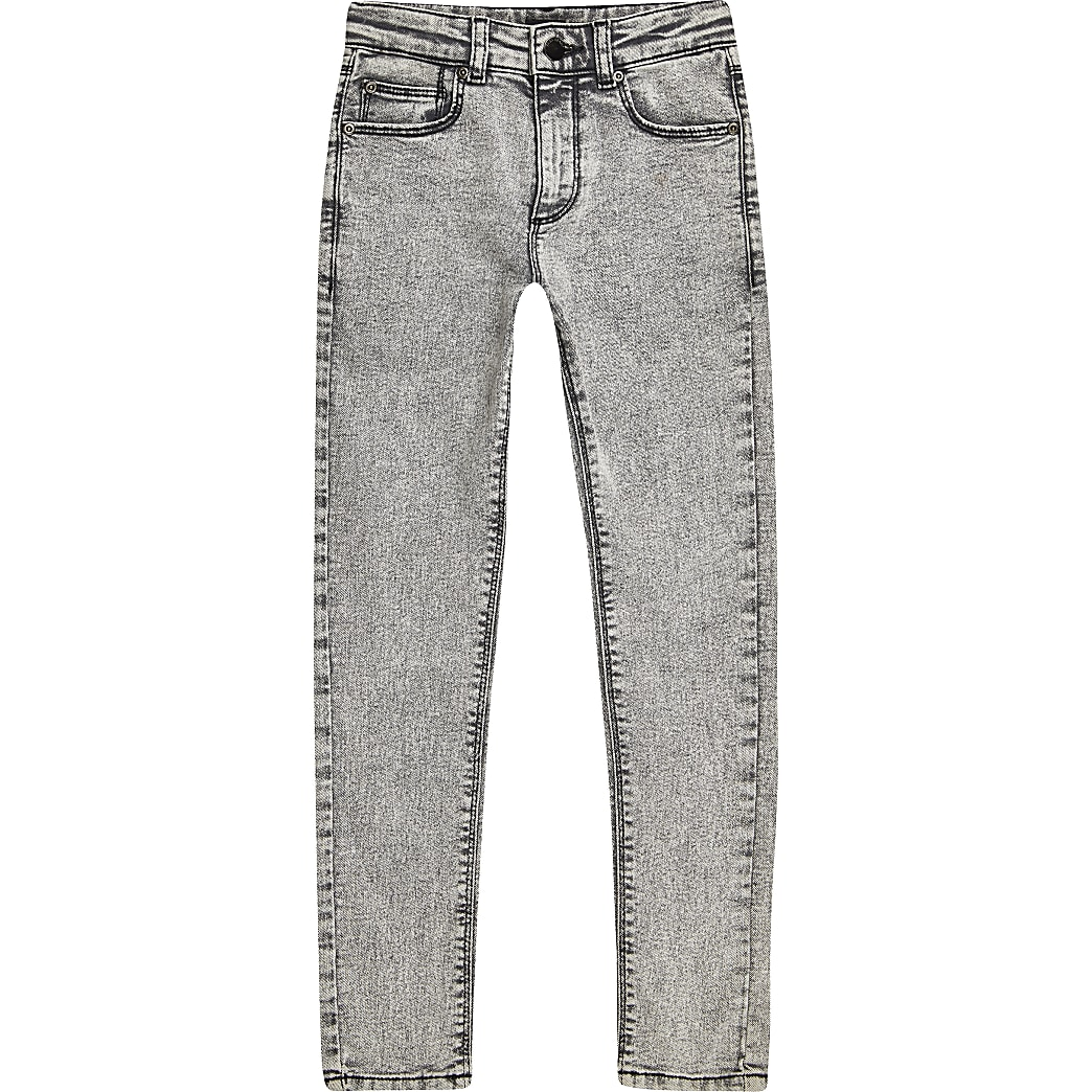 Danny – Super Skinny Jeans in Acid-Waschung