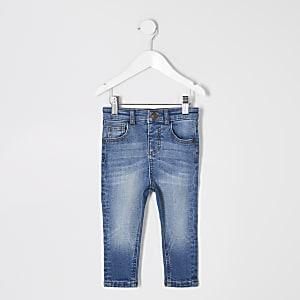 Sid – Blaue Skinny Jeans