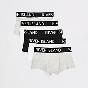 Mini boys mixed RI boxers multipack