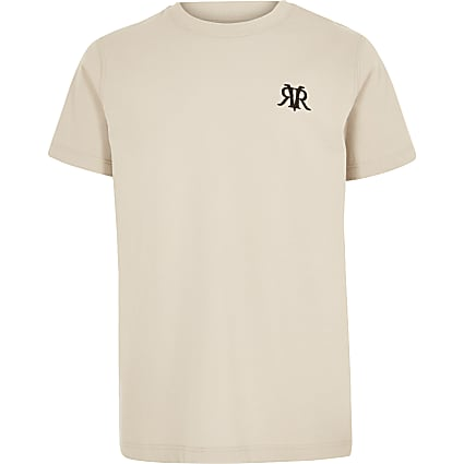 Boys stone RI T-shirt