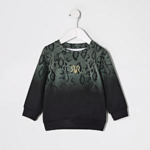 Sweatshirt in Khaki