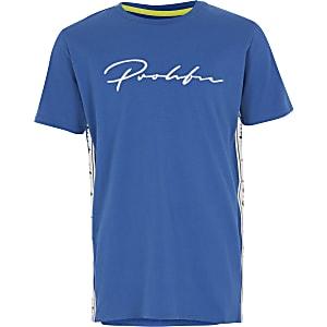 T-shirt «Prolific» bleu pour garçon