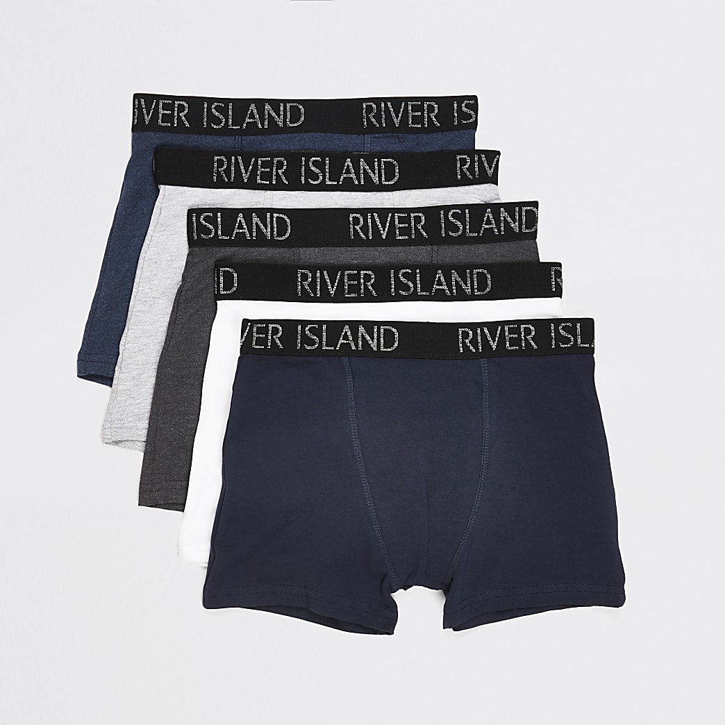Boys multicolour RI boxers multipack