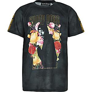 T-shirt imprimé Snoop Dogg pour garçon
