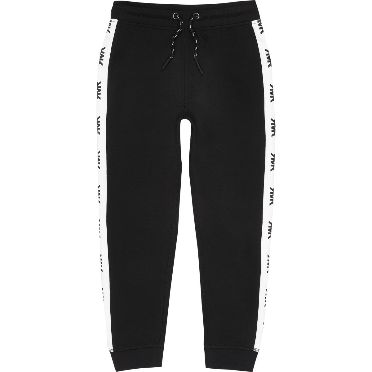 RI – Pantalon de jogging noir pour garçon