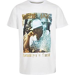 T-shirt met 'Brooklyn's finest'-print voor jongens
