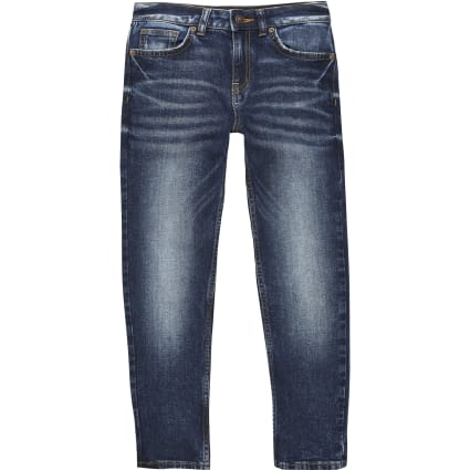 Dark blue Jake denim jeans