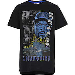 Boys Ice Cube print T-shirt