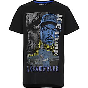 "T-Shirt mit ""Ice Cube""-Print"
