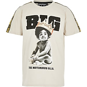 Biggie Smalls – Beiges T-Shirt