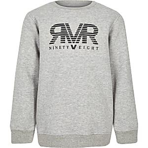 RI – Graues Sweatshirt