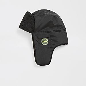 Zwarte borg hoed voor jongens