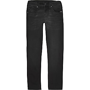 G-Start Raw - Zwarte skinny denim jeans voor jongens