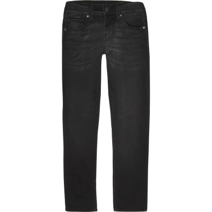 Boys G-Star Raw black skinny denim jeans
