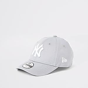 New Era – NY – Graue Kappe