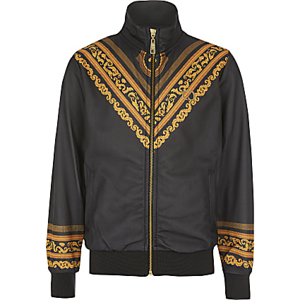 Boys Criminal Damage baroque track top