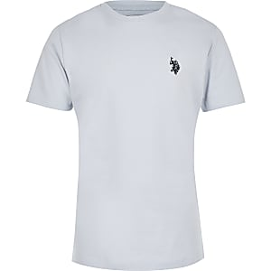 Boys blue U.S. Polo Assn. T-shirt