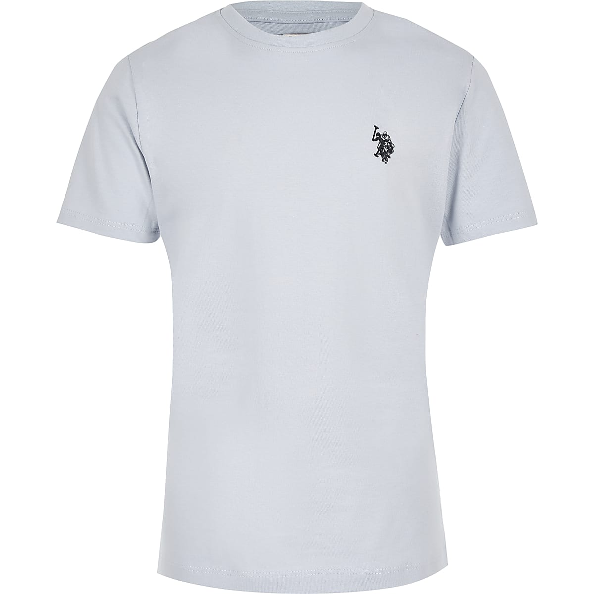 Boys blue U.S. Polo Assn. T-shirt