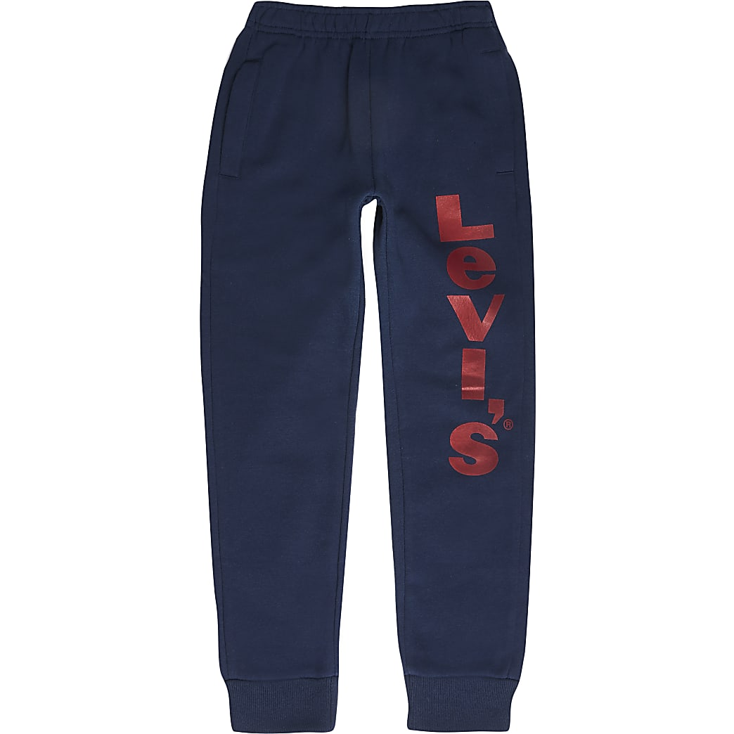 Levi's – Blaue Jogginghose für Jungen
