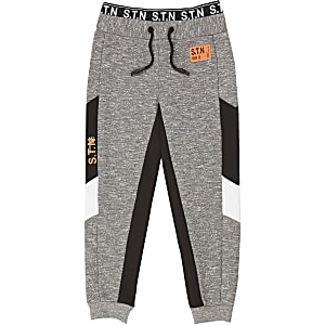 Boys RI Active grey 'STN' grindle jogger
