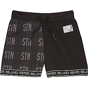 Boys black RI Active shorts