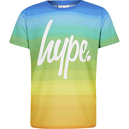Boys Hype Pride short sleeve T-shirt