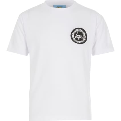 Boys Hype Toy Story branded white T-shirt