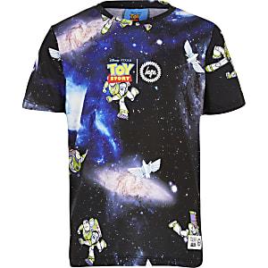 Hype - Blauw T-shirt met Toy Story ruimteprint voor jongens