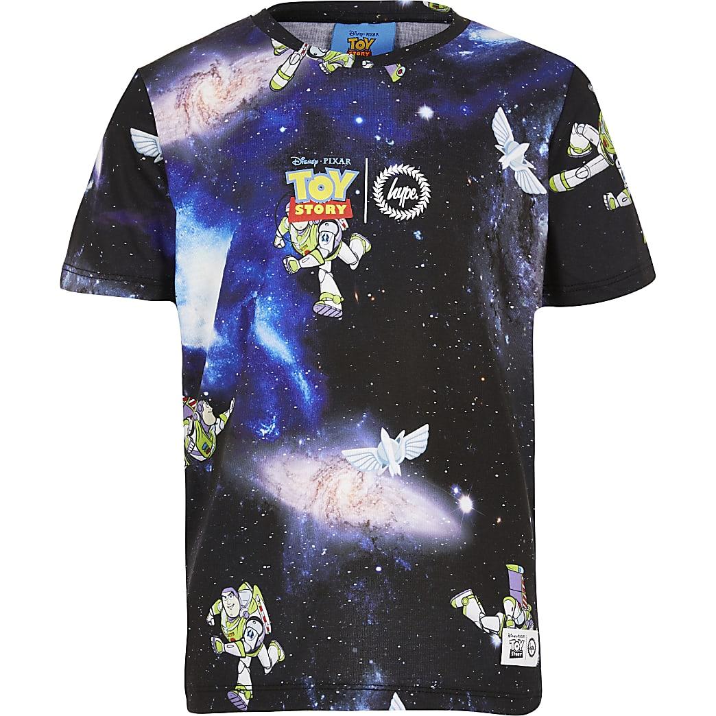 Hype - T-shirt galaxie Toy Storybleu pour garçon
