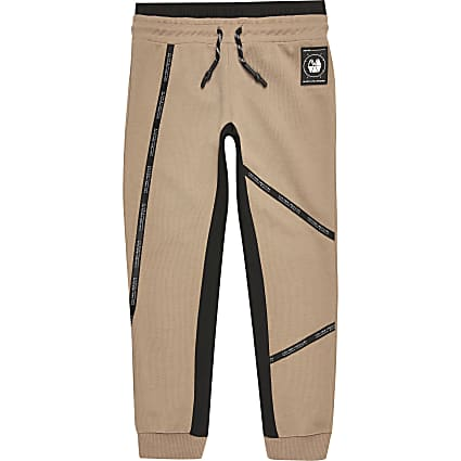 Boys RI Active stone tape joggers