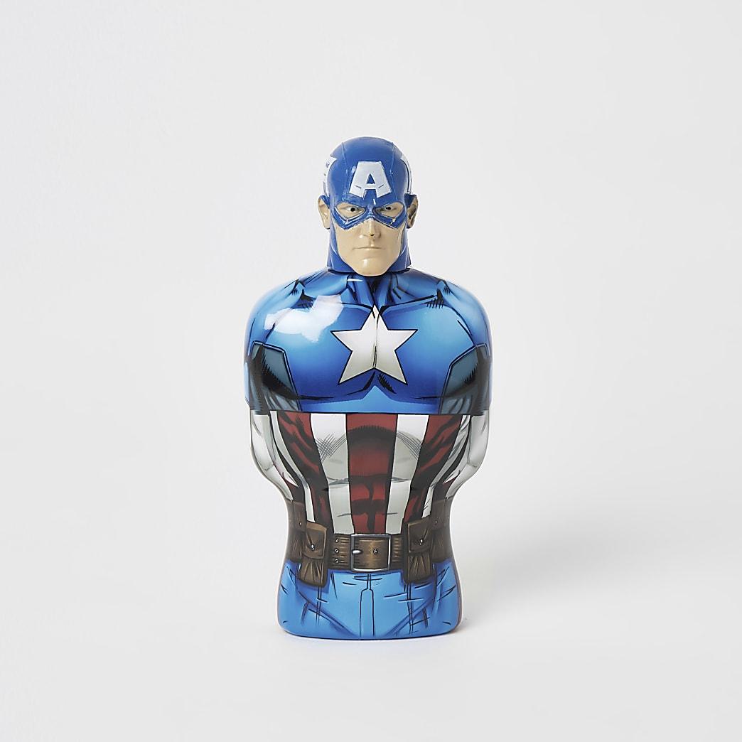 Boys Captain America shower gel