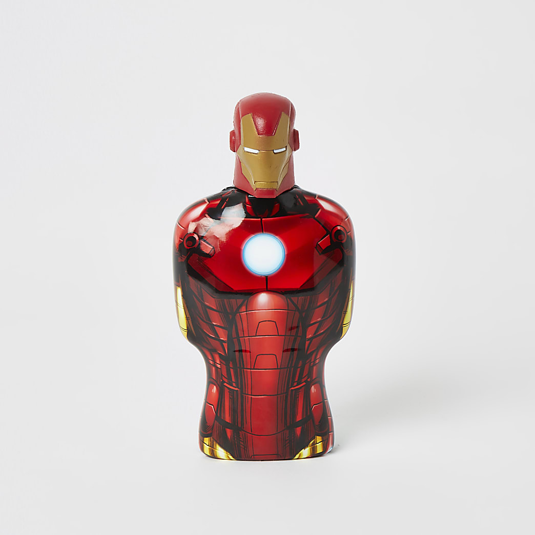 Boys Iron Man shower gel