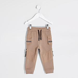 MCMLX– Pantalon de jogging utilitaire grègeMini garçon
