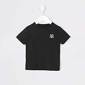 T-shirt RVR noirMini garçon