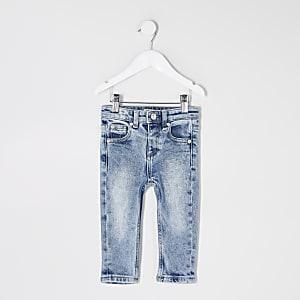 Mini – Prolific – Sid – Blaue Skinny Jeans